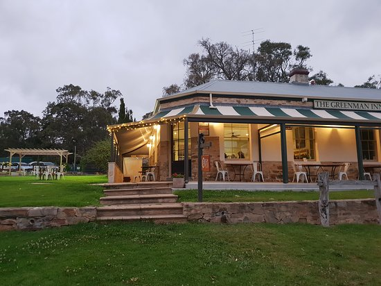 The Greenman Inn - Accommodation Melbourne