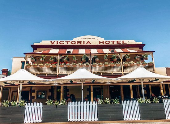 Victoria Hotel Bistro - Accommodation Melbourne