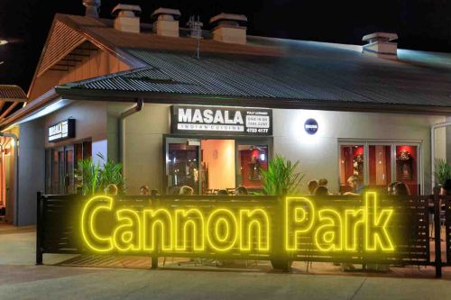 Masala Indian Cannon Park - Accommodation Melbourne