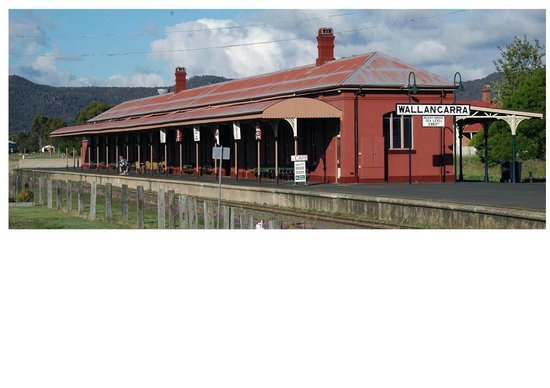 Wallangarra Railway Cafe - Accommodation Melbourne