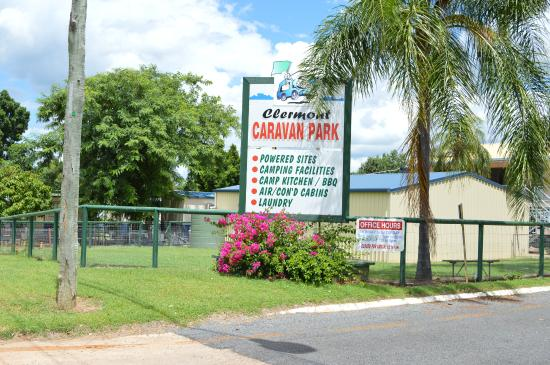 Clermont Caravan Park - Accommodation Melbourne