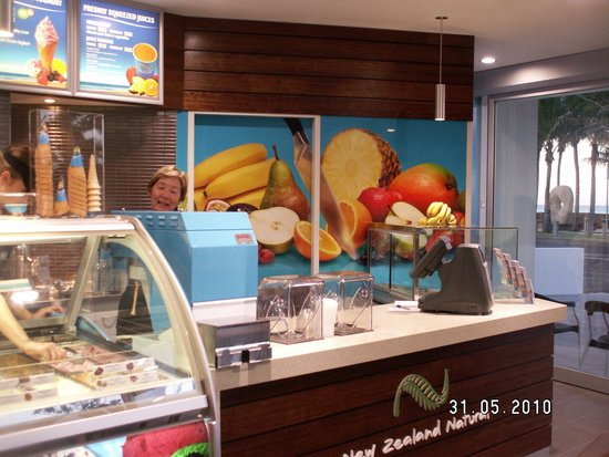 New Zealand Ice Creamery - Accommodation Melbourne