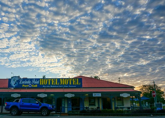 Lucinda Point Hotel Motel Restaurant - Accommodation Melbourne
