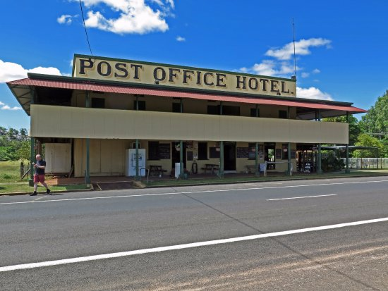 Post Office Hotel - Accommodation Melbourne