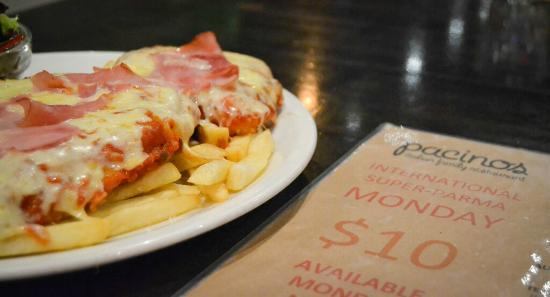 Pacinos Italian Family Restaurant - Accommodation Melbourne