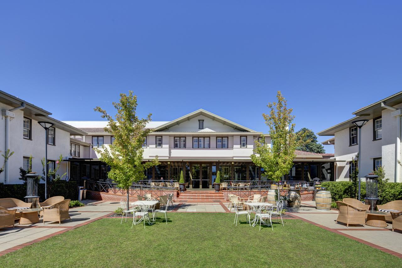 Hotel Kurrajong Canberra - Accommodation Melbourne