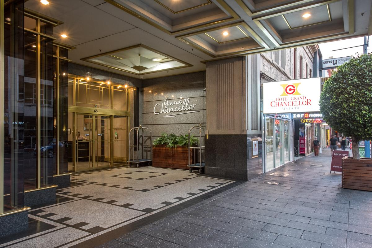 Hotel Grand Chancellor Adelaide - Accommodation Melbourne