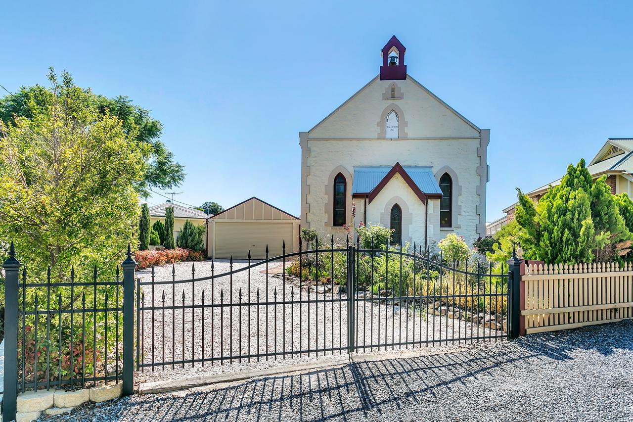 The Church - Gawler - Accommodation Melbourne
