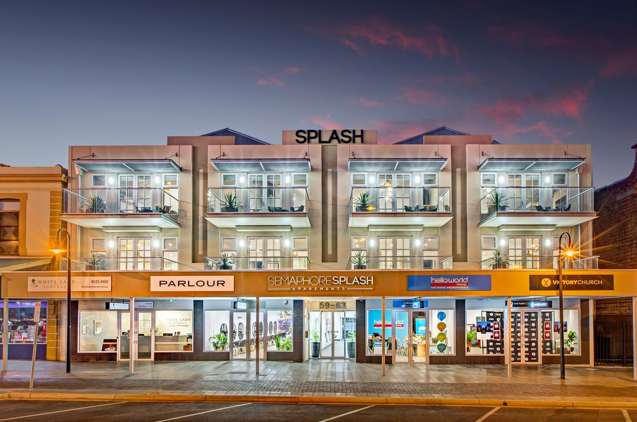 Semaphore Splash Apartments - Accommodation Melbourne