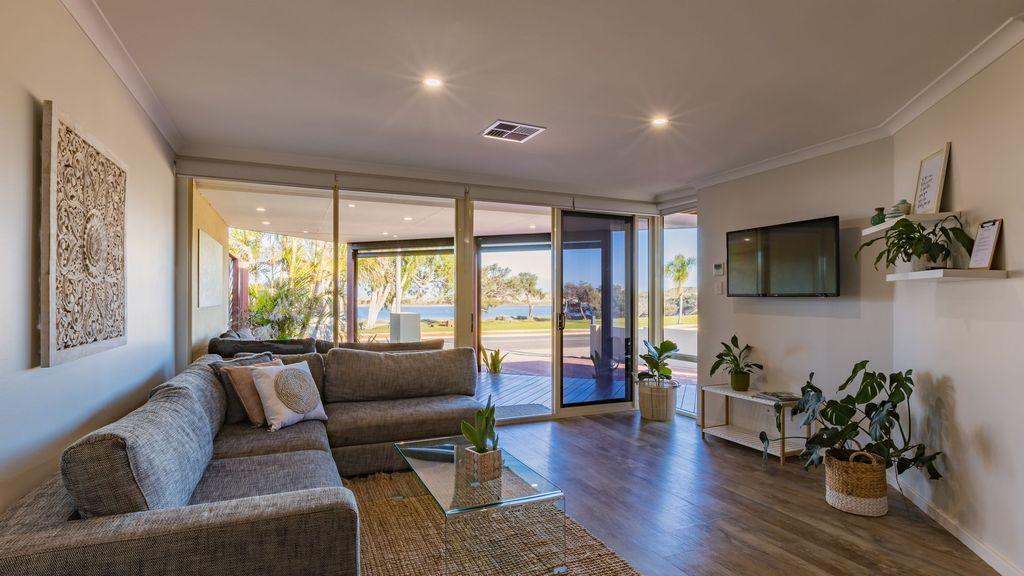 Starboard Views Kalbarri - River Front Apartment - Accommodation Melbourne