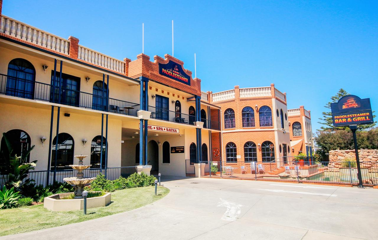 Albury Paddlesteamer Motel - Accommodation Melbourne