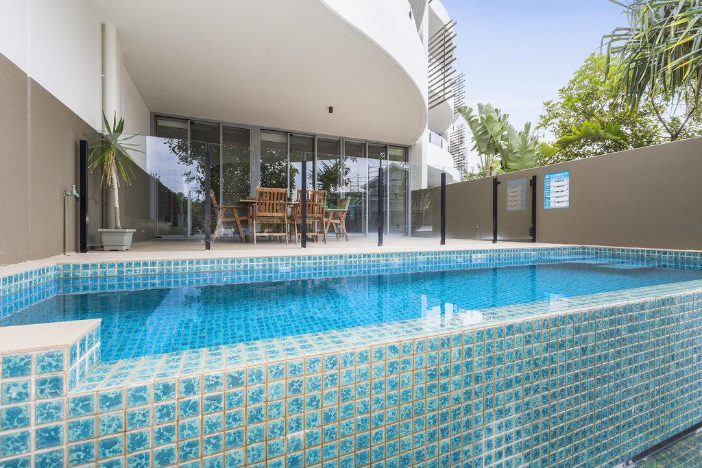 COTTON BEACH 8 ESCAPE WITH PRIVATE PLUNGE POOL - Accommodation Melbourne
