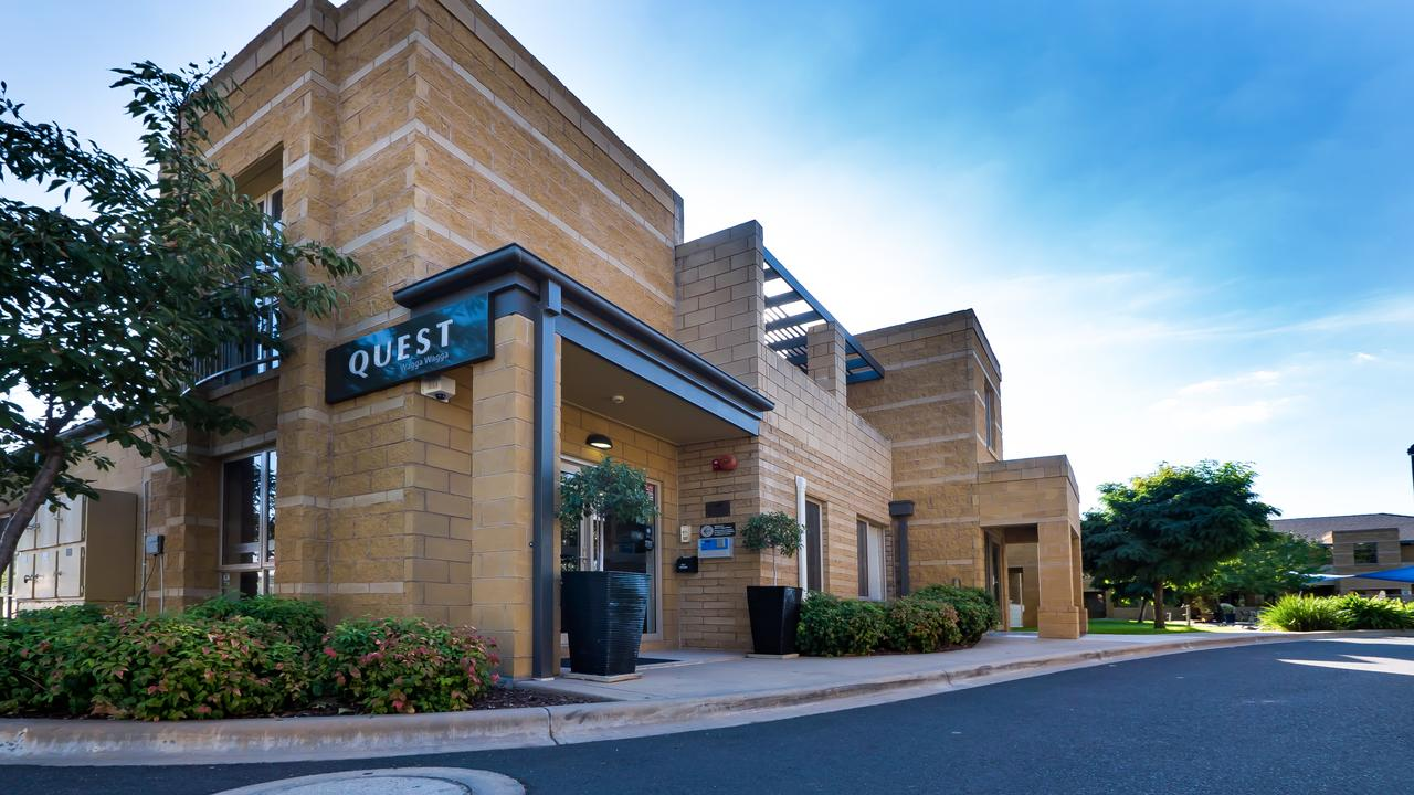 Quest Wagga Wagga - Accommodation Melbourne