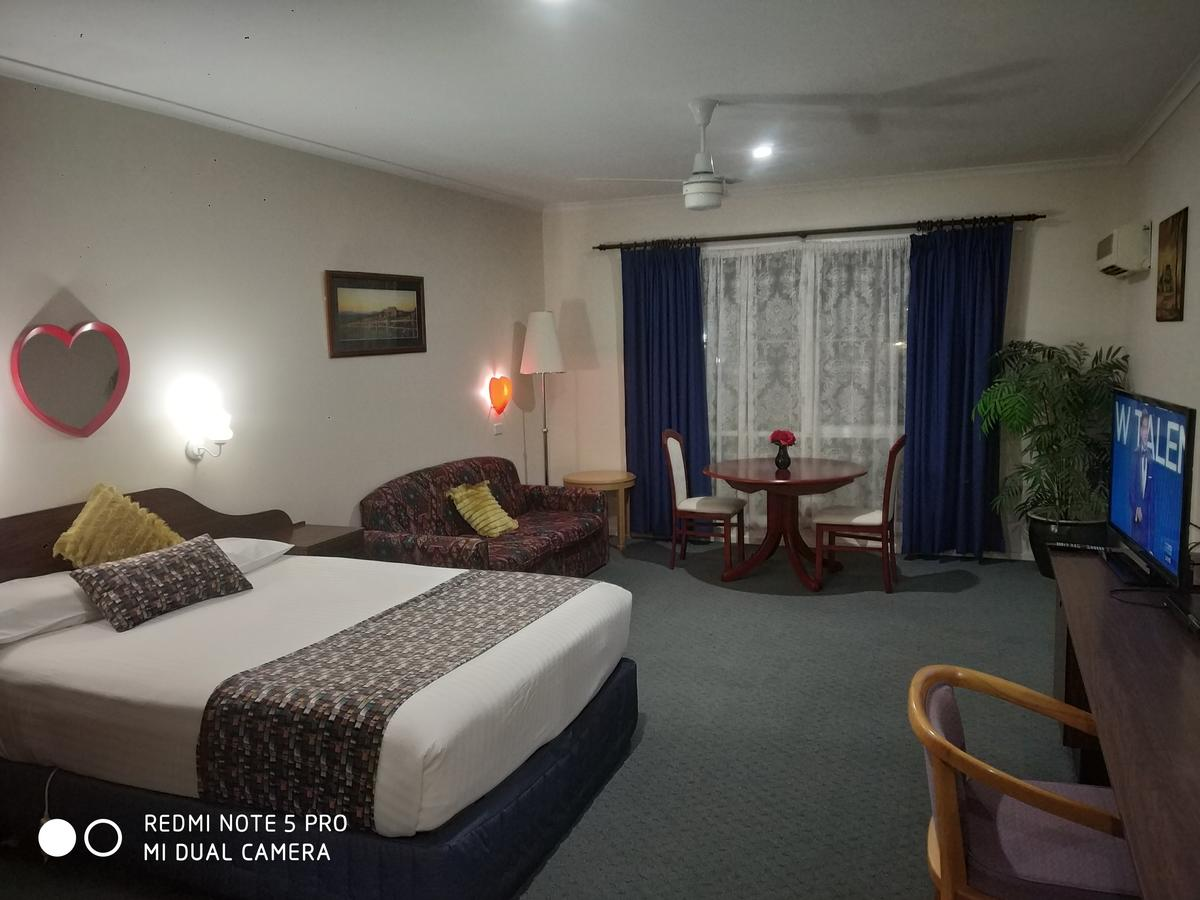 Australia Park Motel - Accommodation Melbourne