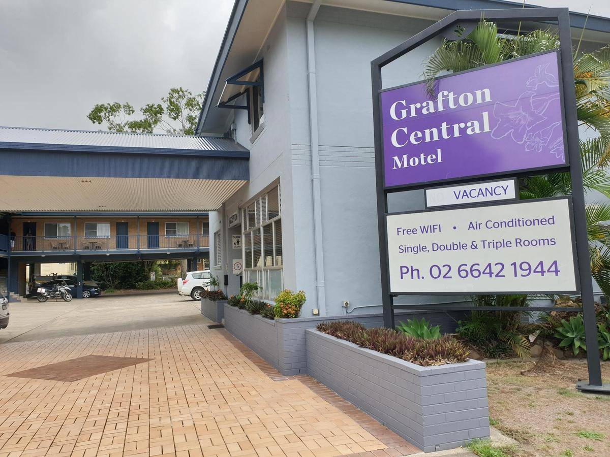 Grafton Central Motel - Accommodation Melbourne