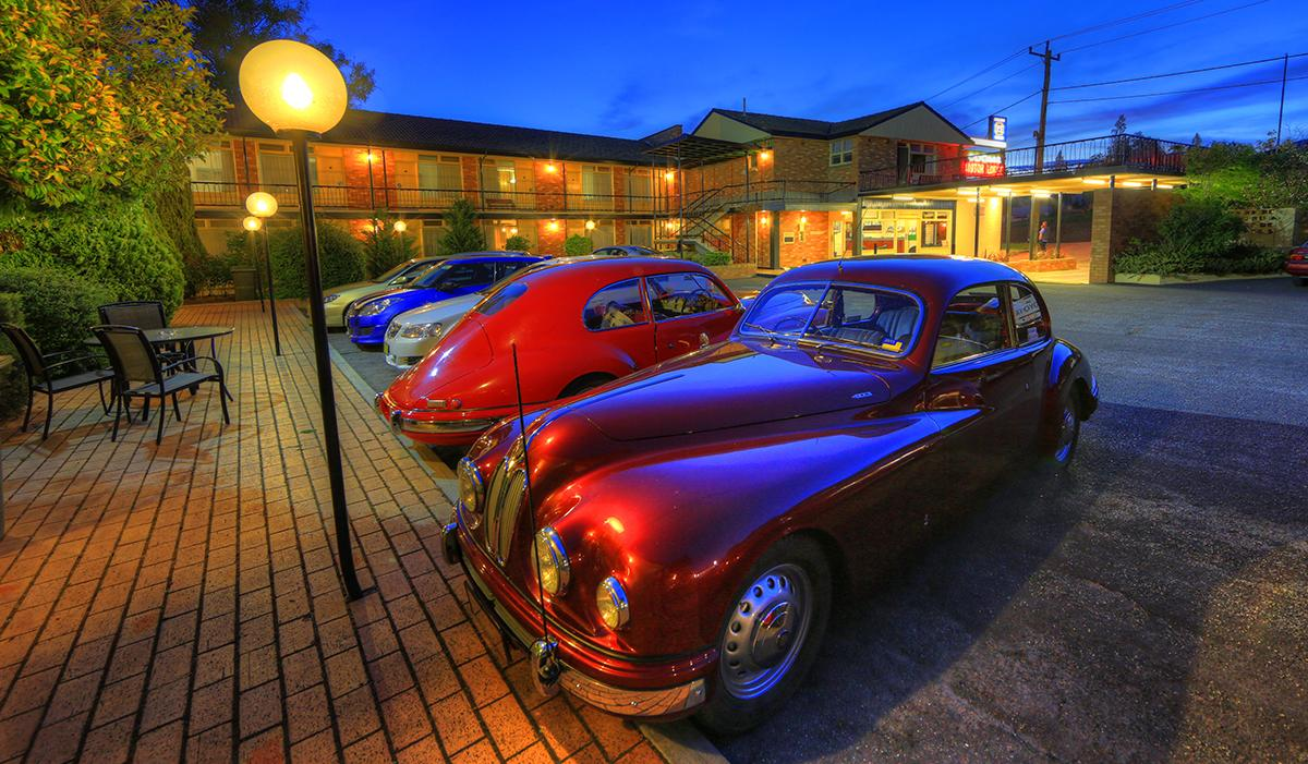 Cooma Motor Lodge Motel - Accommodation Melbourne