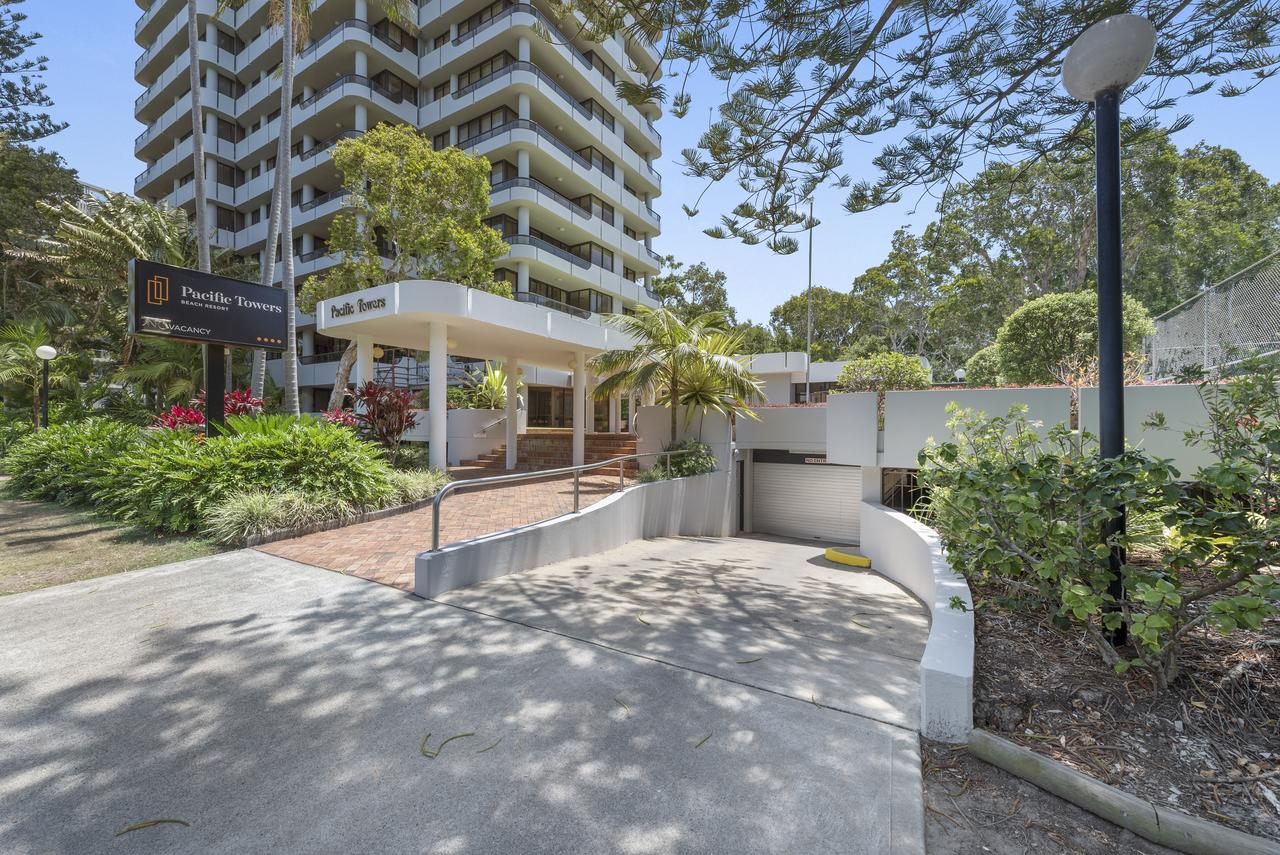 Pacific Towers Beach Resort - Accommodation Melbourne