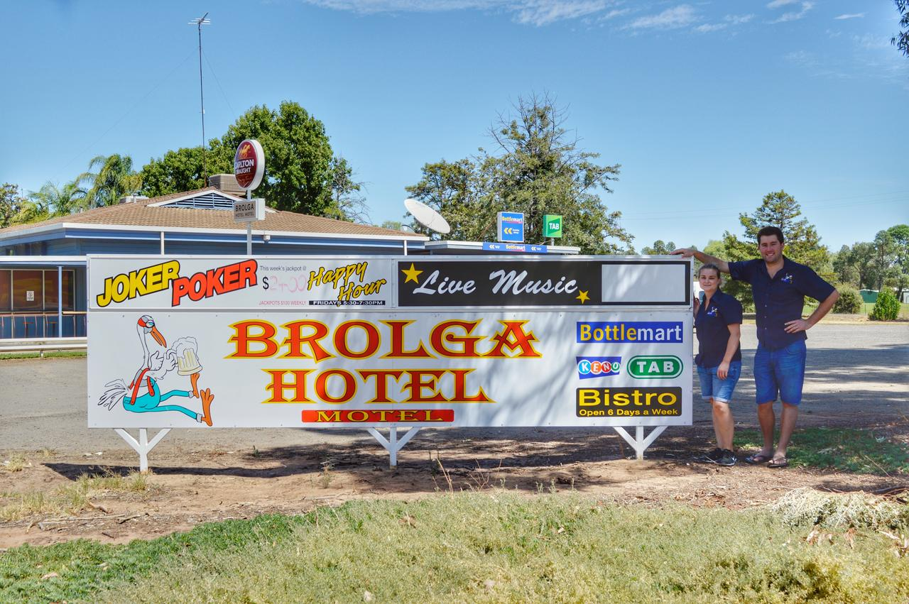 Brolga Hotel Motel - Coleambally - Accommodation Melbourne