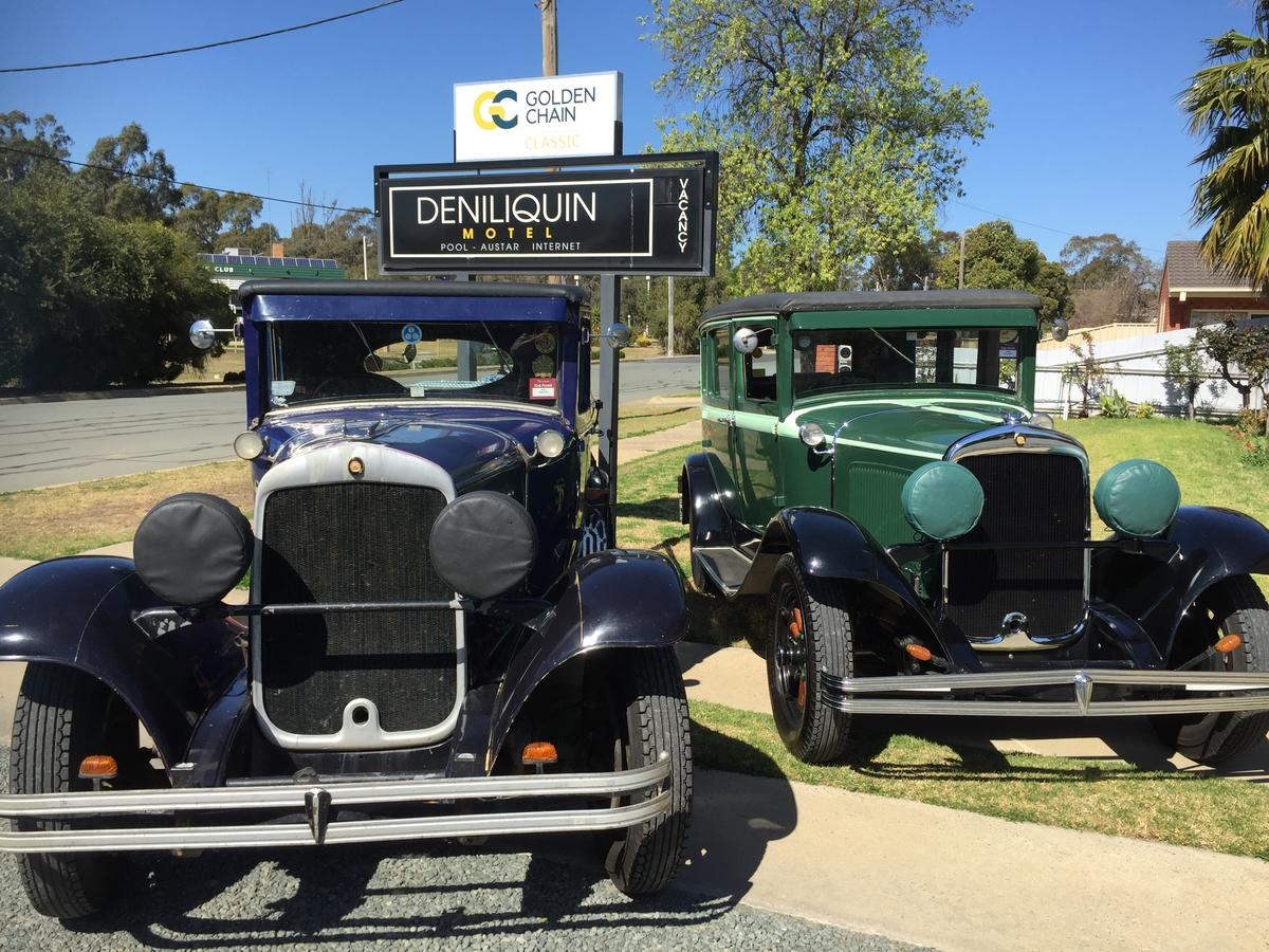 Deniliquin Motel - Accommodation Melbourne