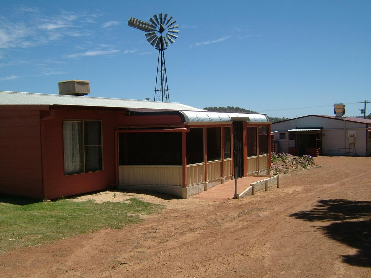Bindoon's Windmill Farm - Accommodation Melbourne