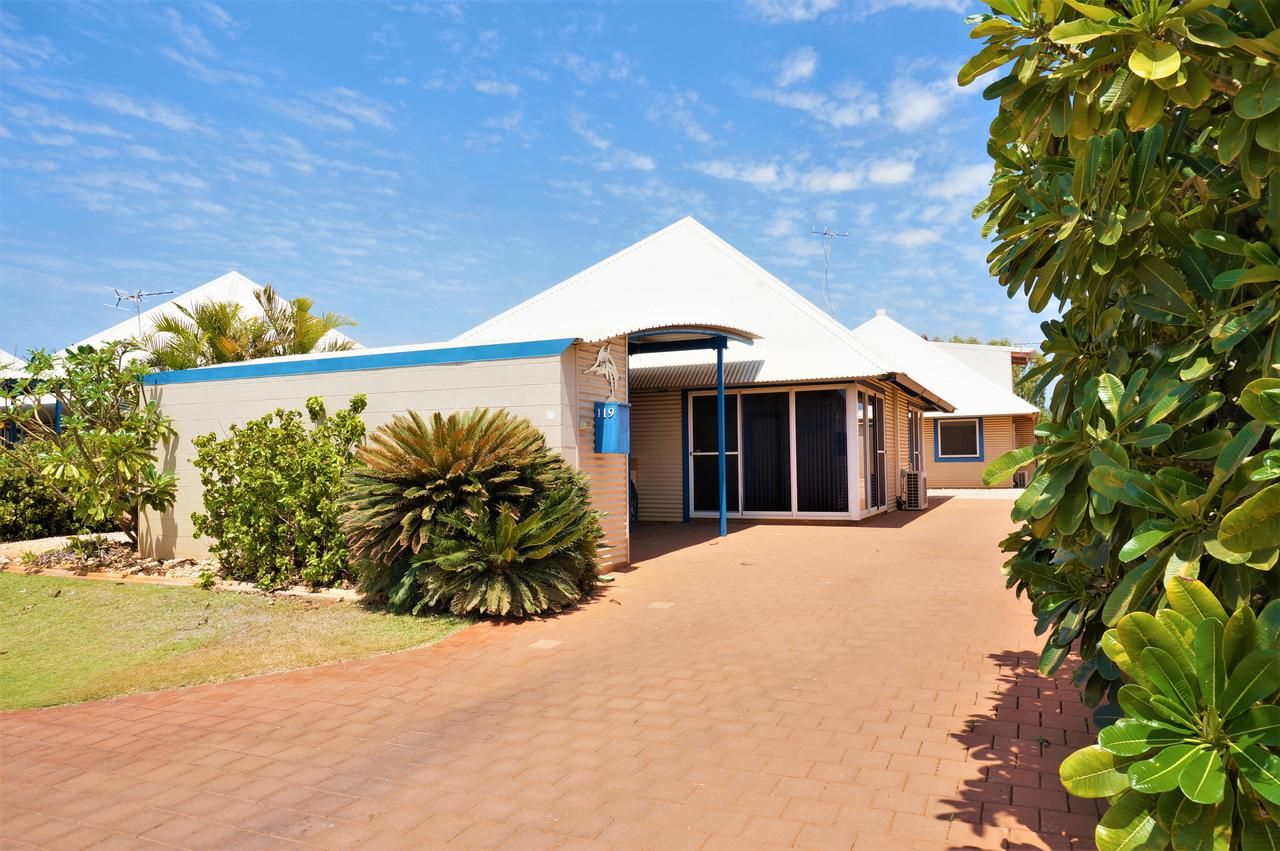 Osprey Holiday Village Unit 119 - Close to the pool - Accommodation Melbourne