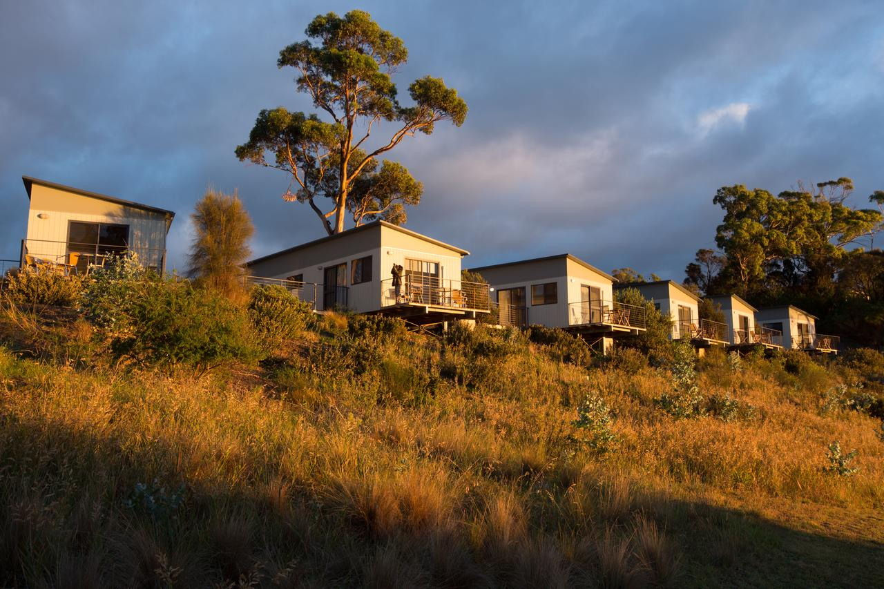 Swansea Beach Chalets - Accommodation Melbourne