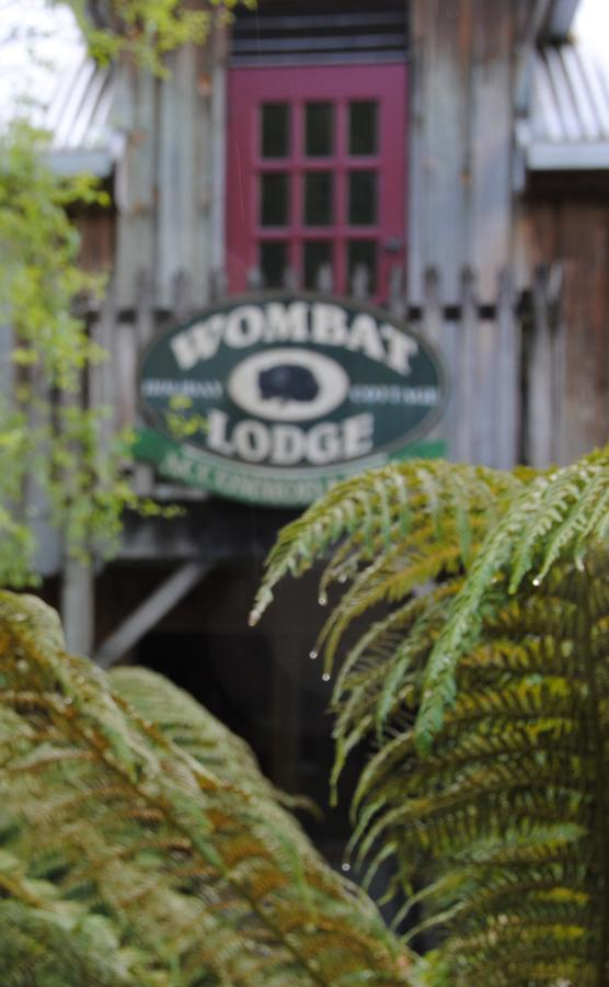 The Wombat Lodge - Accommodation Melbourne