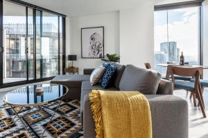 2Bedroom Apartment with Views in Docklands next to CBD  Marvel Stadium - Accommodation Melbourne