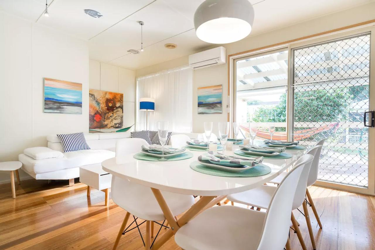 Nautique Beach House - Accommodation Melbourne