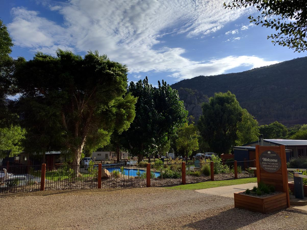Halls Gap Lakeside Tourist Park - Accommodation Melbourne