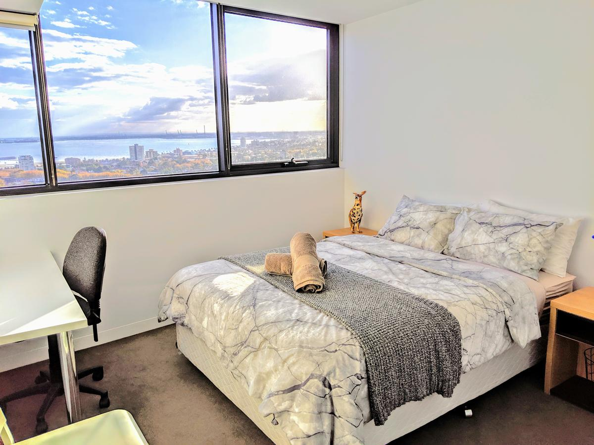 Homestay Ocean View with Gym Sauna - Accommodation Melbourne