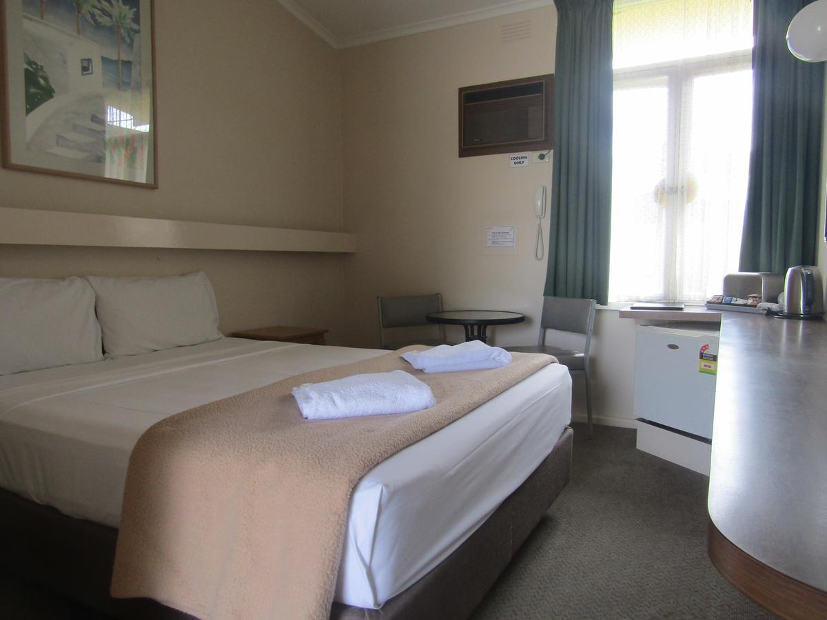 Twin City Motor Inn - Accommodation Melbourne