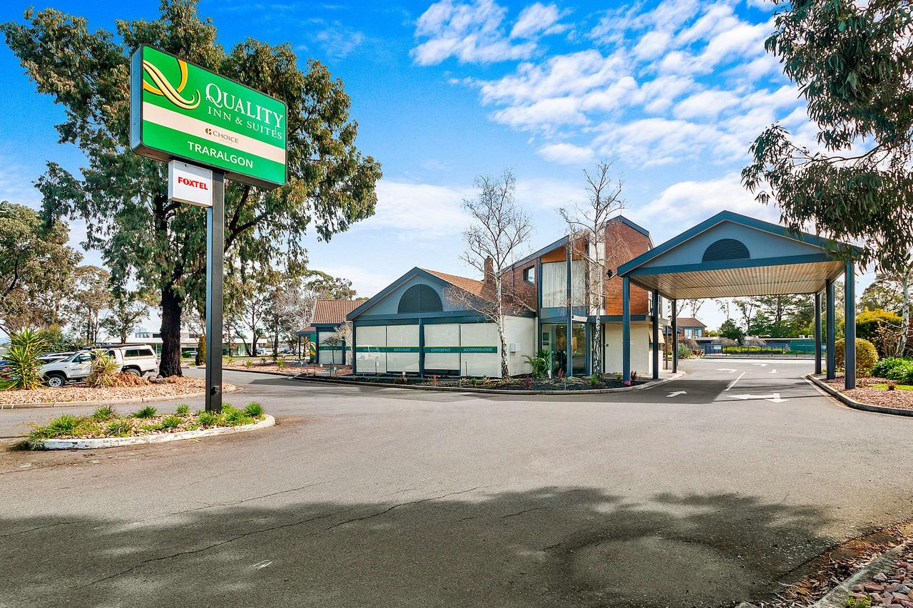 Quality Inn  Suites Traralgon - Accommodation Melbourne