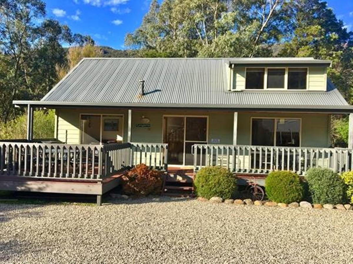 Kangurra Holiday House - Accommodation Melbourne