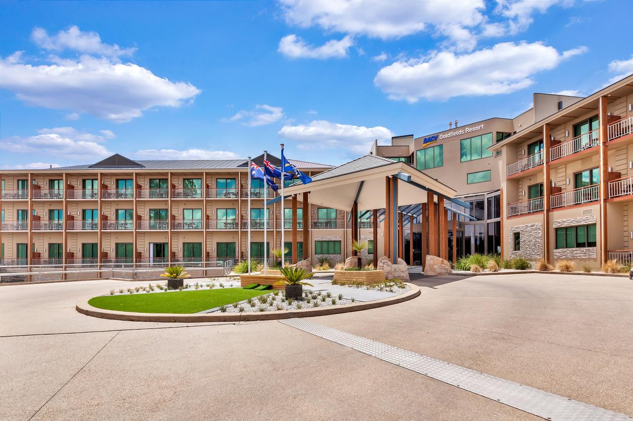 RACV Goldfields Resort - Accommodation Melbourne