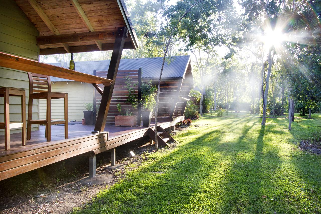 Airlie Beach Eco Cabins - Accommodation Melbourne