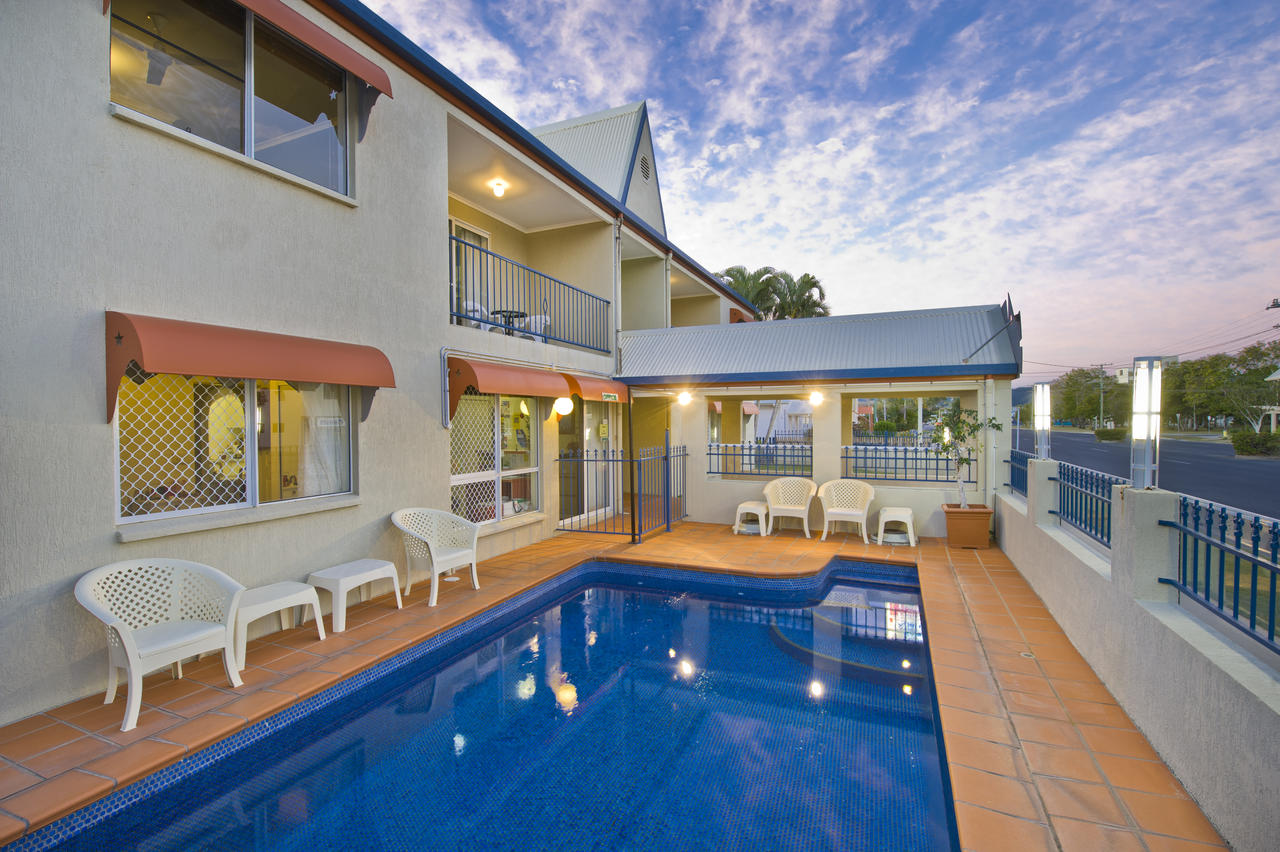 Rockhampton Serviced Apartments - Accommodation Melbourne
