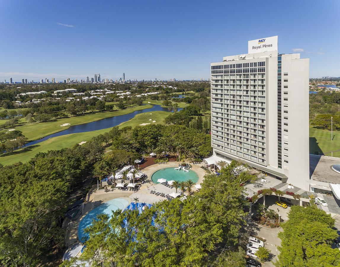 RACV Royal Pines Resort Gold Coast - Accommodation Melbourne