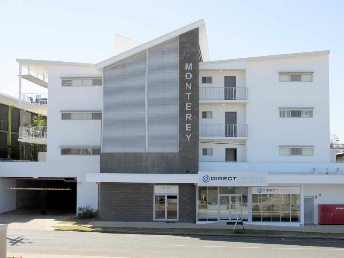 Direct Hotels - Monterey Moranbah - Accommodation Melbourne
