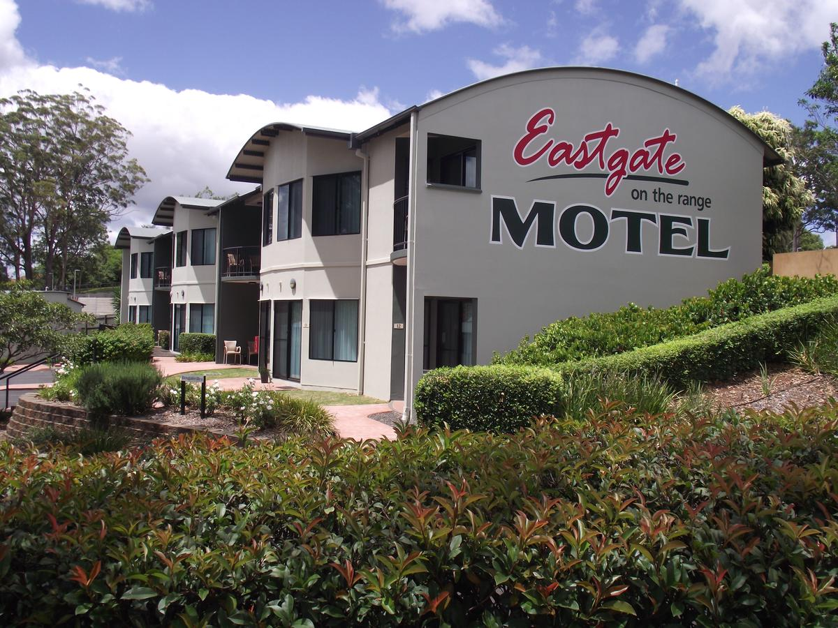 Eastgate Motel on the Range - Accommodation Melbourne