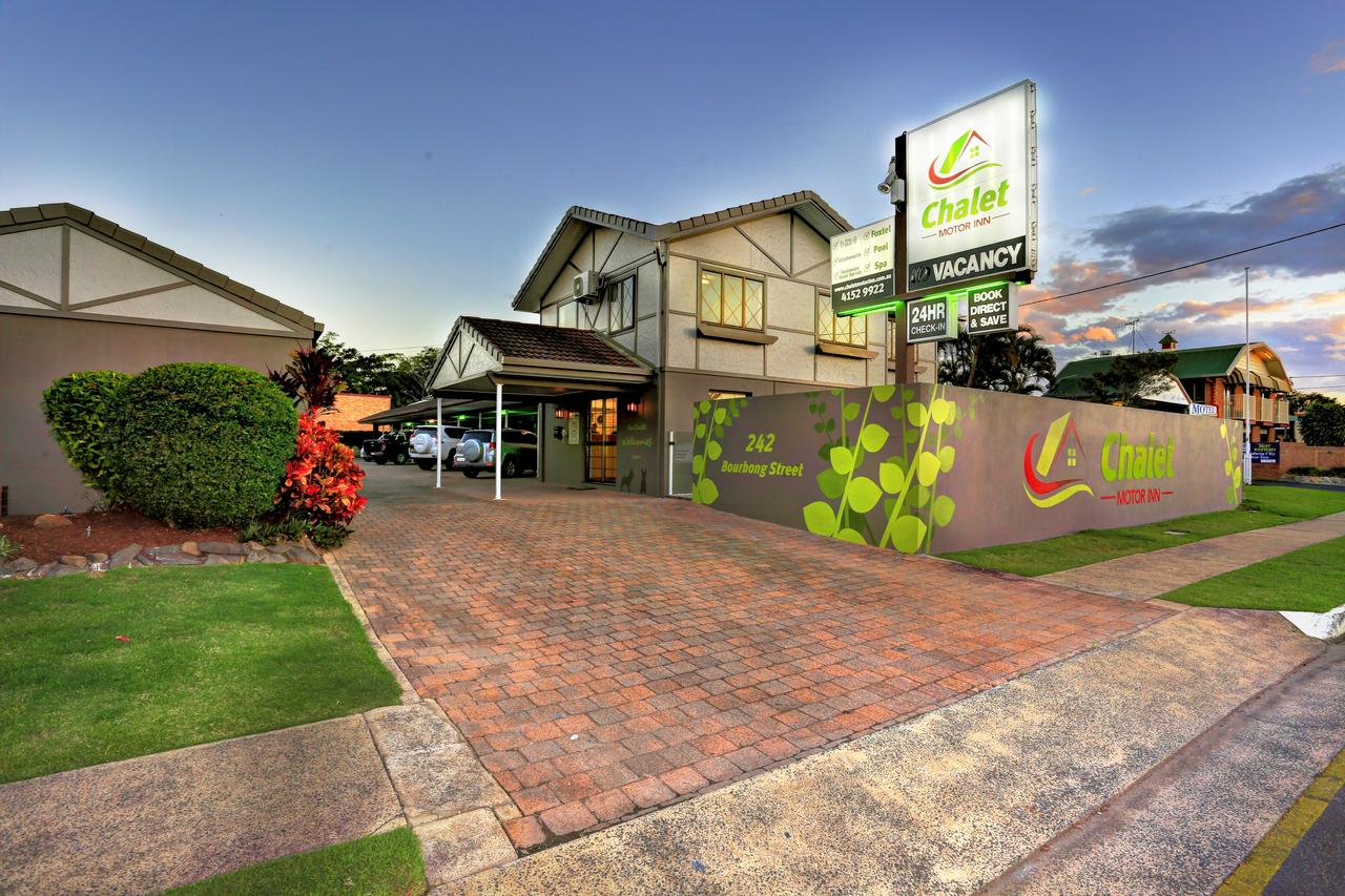 Chalet Motor Inn - Accommodation Melbourne