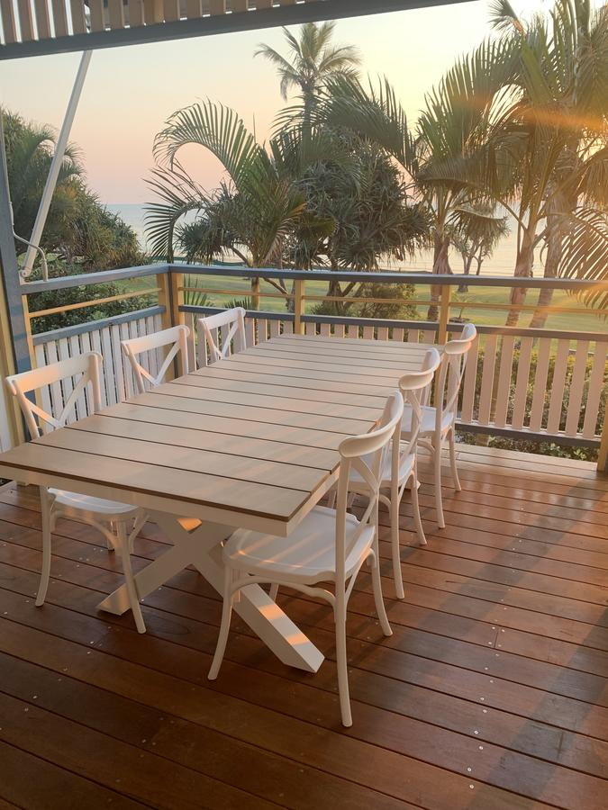 Beach front Villa at Tangalooma - Accommodation Melbourne