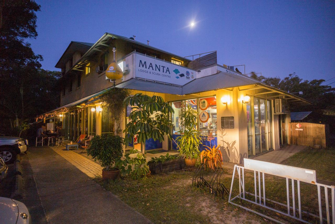 Manta Lodge YHA  Scuba Centre - Accommodation Melbourne