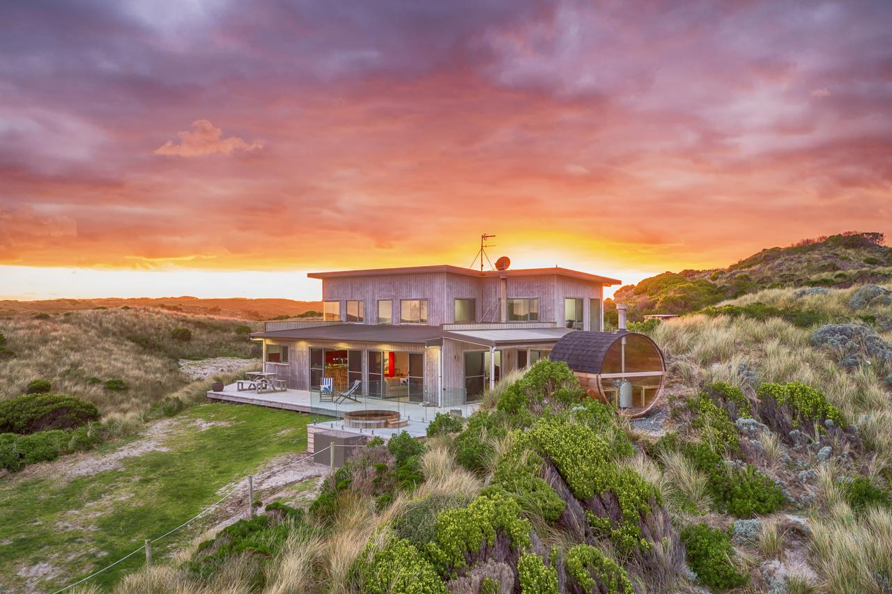 Porky Beach Retreat - King Island Escapes - Accommodation Melbourne